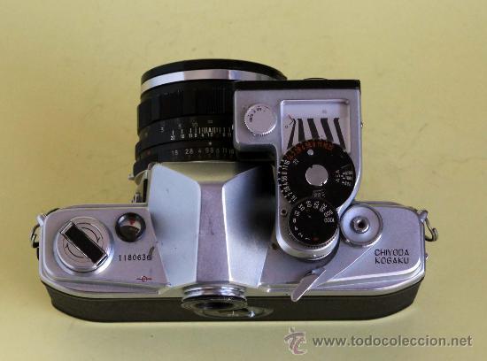 Cámara de fotos: Minolta SR-3 con fotometro - Foto 2 - 25852716