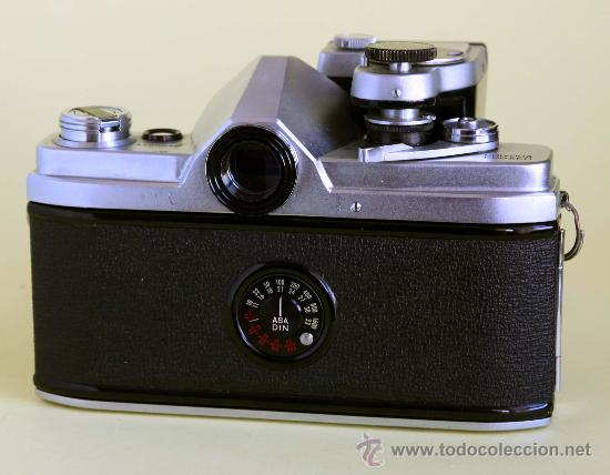 Cámara de fotos: Minolta SR-3 con fotometro - Foto 4 - 25852716