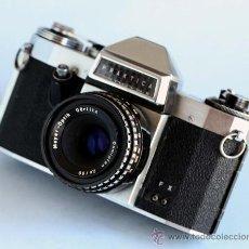 Cámara de fotos: SLR PRAKTICA NOVA B. Lote 25925208