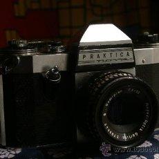 Cámara de fotos: PRAKTICA NOVA CON OBJETIVO DOMIPLAN. Lote 25949060