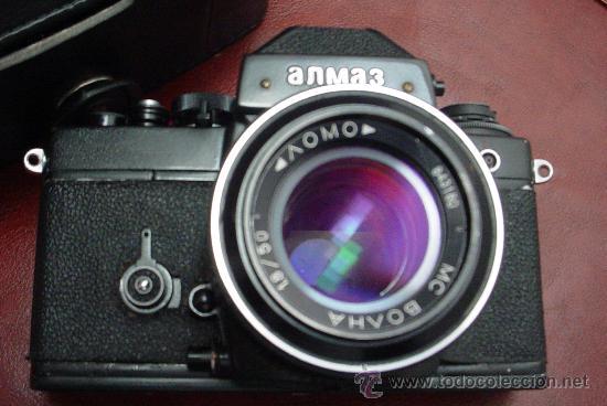 Cámara de fotos: Camara Rusa ALMAZ , - Foto 5 - 25976190