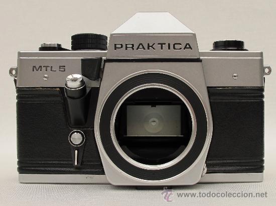 PRAKTICA MTL 5 (Cámaras Fotográficas - Réflex (no autofoco))