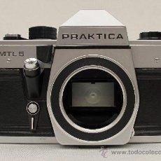 Cámara de fotos: PRAKTICA MTL 5. Lote 40715717