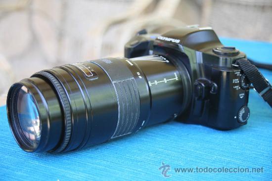 Cámara de fotos: Objetivo 75-200mm montado. - Foto 3 - 27806917