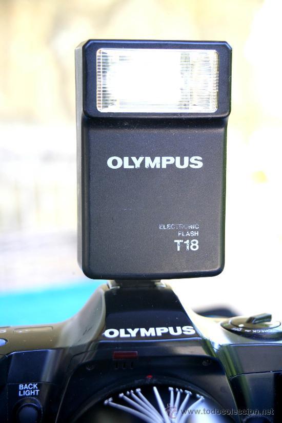Cámara de fotos: Flash Canon T-18. - Foto 4 - 27806917
