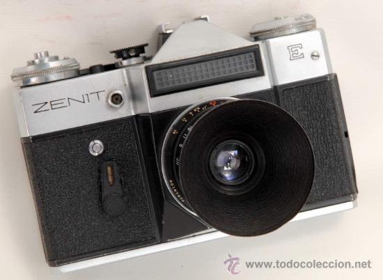 ZENIT E (Cámaras Fotográficas - Réflex (no autofoco))
