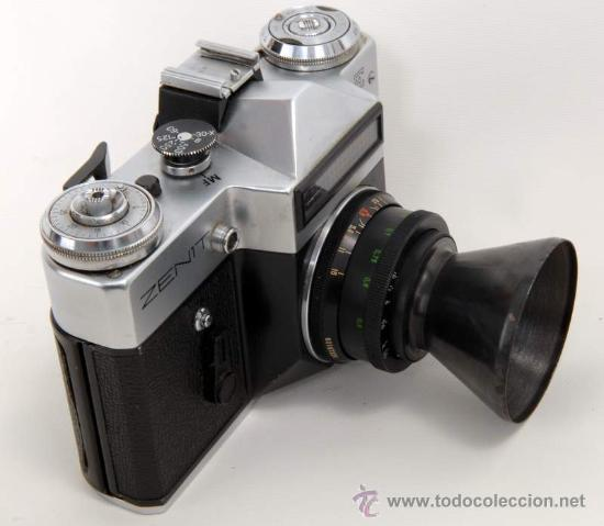 Cámara de fotos: ZENIT E - Foto 2 - 27965707