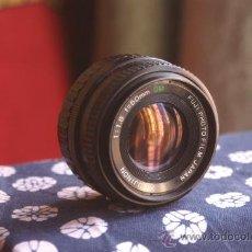 Cámara de fotos: OBJ. FUJINON 50MM F:1,9. Lote 57956071
