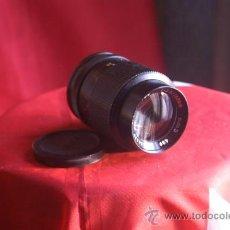 Cámara de fotos: TELE PORST 135MM F:3,5, ROSCA 42MM. Lote 29662125