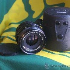 Cámara de fotos: ANGULAR KONICA (HEXANON) 28MM F:3,5 +. Lote 30265723