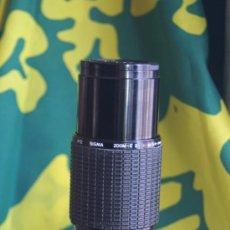 Cámara de fotos: ZOOM SIGMA 70-210 F:4,5 (PENTAX K). Lote 30417580