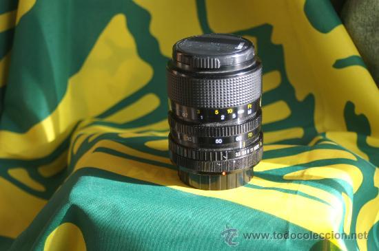 Cámara de fotos: Zoom Exakta 35-70 (F:3,5-4,8) (Para Canon FD) - Foto 2 - 30417926