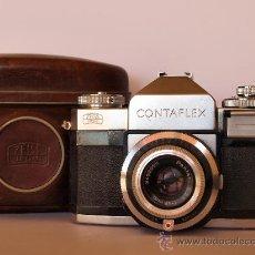 Cámara de fotos: ZEISS IKON CONTAFLEX BETA / FUNCIONANDO /. Lote 30450669