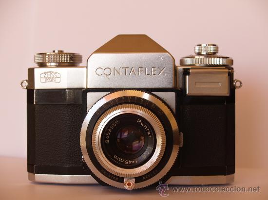 Cámara de fotos: ZEISS IKON CONTAFLEX BETA / FUNCIONANDO / - Foto 2 - 30450669