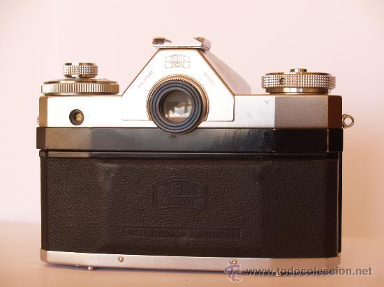 Cámara de fotos: ZEISS IKON CONTAFLEX BETA / FUNCIONANDO / - Foto 4 - 30450669