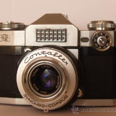 Photo camera - .ZEISS IKON CONTAFLEX SUPER / FUNCIONANDO / - 30450868