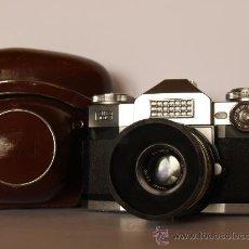 Cámara de fotos: ZEISS IKON CONTAFLEX SUPER / FUNCIONANDO CON FIRMEZA TODOS LOS MECANISMOS. Lote 30451108