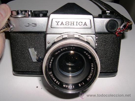 CÁMARA REFLEX YASHICA (Cámaras Fotográficas - Réflex (no autofoco))