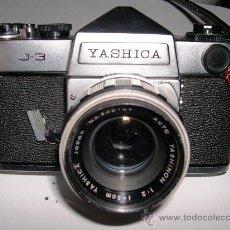 Cámara de fotos: CÁMARA REFLEX YASHICA. Lote 30457431