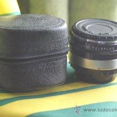 Cámara de fotos: DUPLICADOR (2X) PARA TOPCON (UV). Lote 30526154