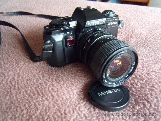 Cámara de fotos: Minolta X-300-s Objetivo 28-70 mm Minolta +Elicar 300mm. - Foto 4 - 30598991