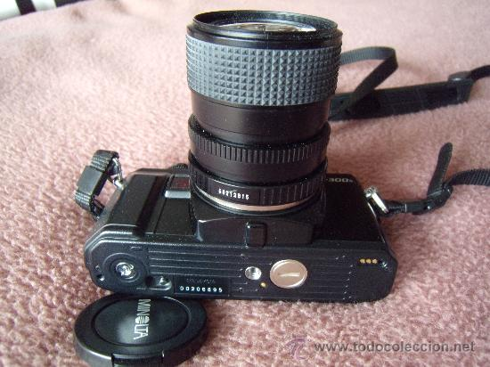 Cámara de fotos: Minolta X-300-s Objetivo 28-70 mm Minolta +Elicar 300mm. - Foto 5 - 30598991