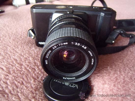 Cámara de fotos: Minolta X-300-s Objetivo 28-70 mm Minolta +Elicar 300mm. - Foto 9 - 30598991