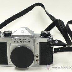 Cámara de fotos: CÁMARA PENTAX HONEYWELL, EN FUNCIONAMIENTO, .. Lote 43334032