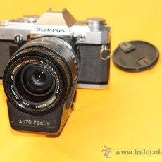 Fotokamera - CAMARA OLYMPUS - OM-30 + ZOOM ORIGINAL ZUIKO 35-70 MM.- AUTOFOCUS.- COLECCIÓN - 30596263