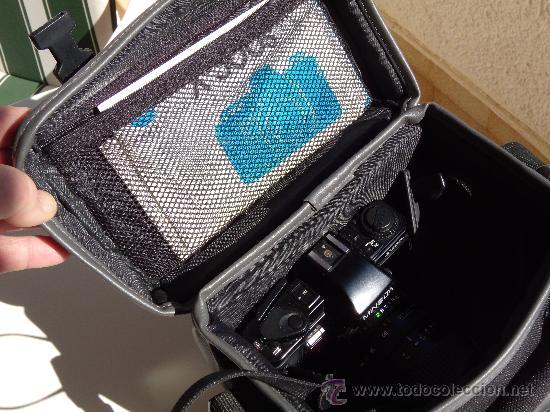 Cámara de fotos: Minolta X-300-s Objetivo 28-70 mm Minolta +Elicar 300mm. - Foto 8 - 30598991