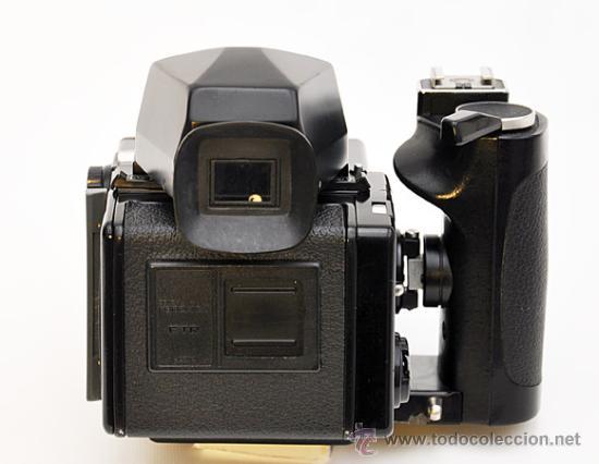 Cámara de fotos: ZENZA BRONICA ETRS, OBJETIVO ZENZANON 1:3,5 F-150mm, EMPUÑADURA ETR , VISOR DE PRISMA Y RESPALDO 120 - Foto 3 - 30888454