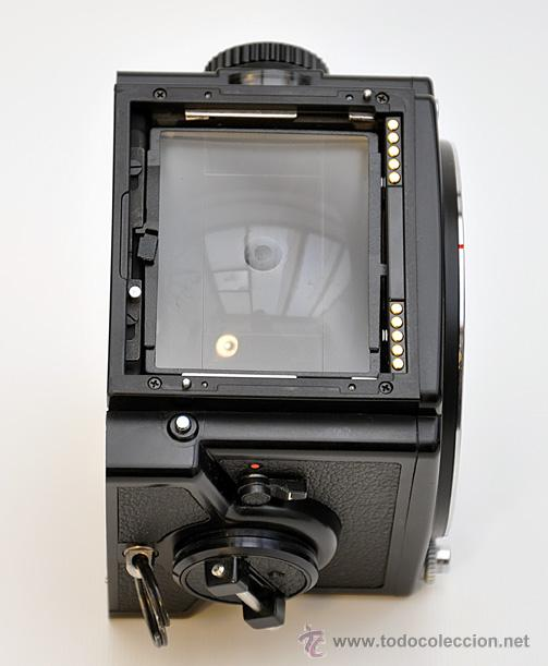 Cámara de fotos: ZENZA BRONICA ETRS, OBJETIVO ZENZANON 1:4 F-40mm, EMPUÑADURA ETR , VISOR PRISMA Y RESPALDO 120 - Foto 8 - 30887988