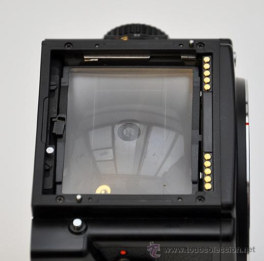 Cámara de fotos: ZENZA BRONICA ETRS, OBJETIVO ZENZANON 1:4 F-40mm, EMPUÑADURA ETR , VISOR PRISMA Y RESPALDO 120 - Foto 5 - 30887988