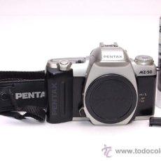 Cámara de fotos: PENTAX MZ50. Lote 30896850