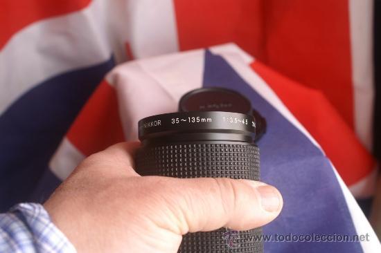 Cámara de fotos: Nikon Nikkor (AIS) 35-135 F:3,5-4,5 - Foto 4 - 30899018