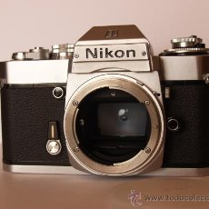 Cámara de fotos: NIKON EL . FUNCIONANDO Y EN EXCELENTE ESTADO. Lote 31337171