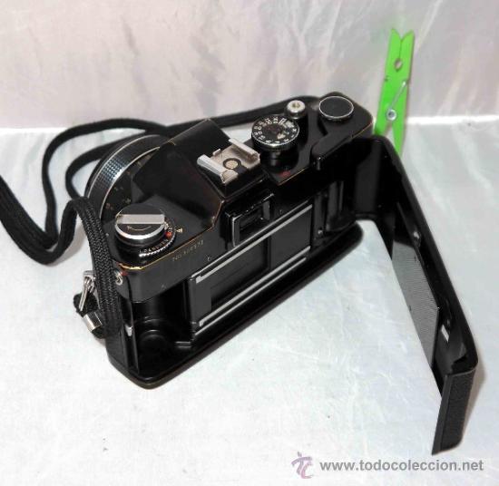 Cámara de fotos: EXCELENTE CAMARA REFLEX..JAPON 1975..PORST REFLEX C-TL NEGRA+PORST COLOR 1,7....FUNCIONA - Foto 18 - 31528655