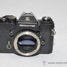 Cámara de fotos: NIKKORMAT EL. Lote 32624295