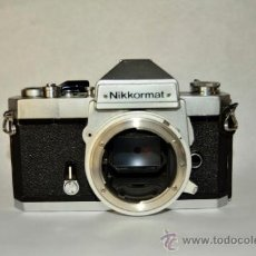 Cámara de fotos: NIKKORMAT FT-3. Lote 32792008