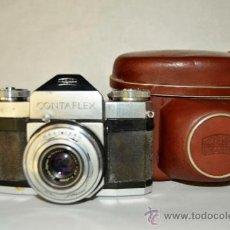 Cámara de fotos: ZEISS IKON CONTAFLEX I. Lote 32829254