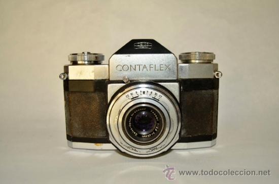 Cámara de fotos: ZEISS IKON CONTAFLEX I - Foto 6 - 32829254