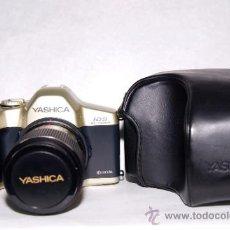 Cámara de fotos: YASHICA 109 MP+ YASHICA LENS 35-70MM+FUNDA. Lote 33012277