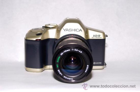 Cámara de fotos: Yashica 109 MP+ Yashica lens 35-70mm+funda - Foto 3 - 33012277