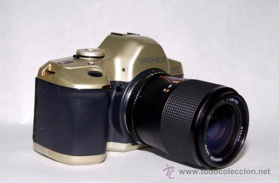 Cámara de fotos: Yashica 109 MP+ Yashica lens 35-70mm+funda - Foto 4 - 33012277