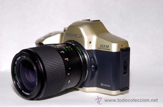 Cámara de fotos: Yashica 109 MP+ Yashica lens 35-70mm+funda - Foto 2 - 33012277