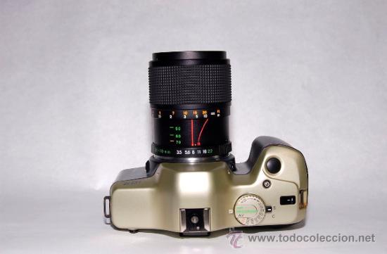 Cámara de fotos: Yashica 109 MP+ Yashica lens 35-70mm+funda - Foto 5 - 33012277