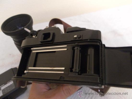 Cámara de fotos: Cámara fotográfica Ricoh, Fabricada en Japón. Con objetivo, flash y funda. - Foto 14 - 34652117