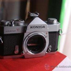"""Cámara de fotos: KONICA AUTOREFLEX (SÓLO CUERPO) """"T"""". Lote 34678074"""