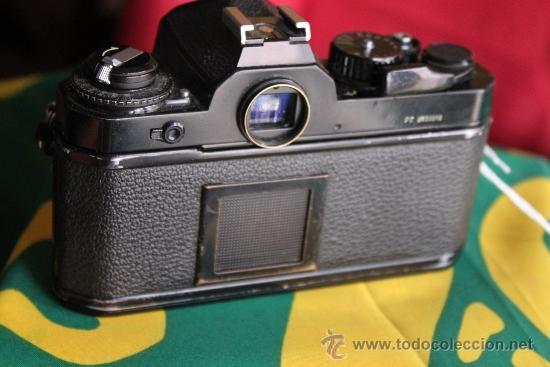 Cámara de fotos: Nikon FE negra - Foto 3 - 35642375