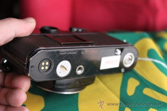 Cámara de fotos: Nikon FE negra - Foto 4 - 35642375